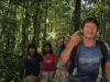 Hiking with the Waorani