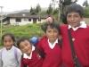 Otavalo school kids