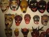 Quichua Masks