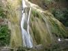 Rojas waterfall in the dry season